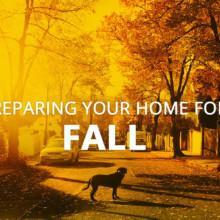 Tom sharpe properties for Fall home preparation